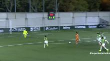 VÍDEO | El gol espectacular de Flor Bonsegundo que recuerda al mejor Ronaldo: velocidad, gambeta y definición
