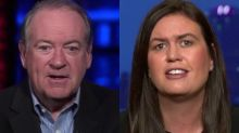 Mike Huckabee and Sarah Sanders on RNC speeches showing Donald Trump's heart