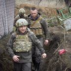 Kremlin says it fears full-scale fighting in Ukraine's east