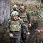 Kremlin says it fears full-scale fighting in Ukraine's east
