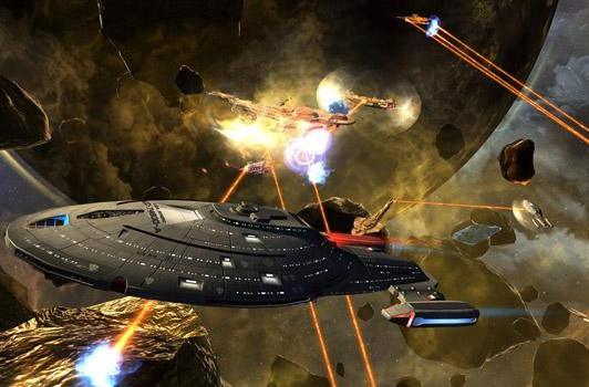 See space sizzle in these five new Star Trek Online screens