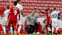 Foot - ANG - Premier League: les médias anglais ont aimé ce Liverpool-Leeds de «dingue»