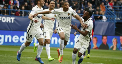 Foot - L1 - 30e j. - Kylian Mbappé a été bluffant lors de la victoire de Monaco à Caen
