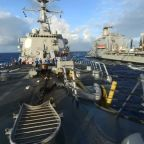 China condemns U.S. navy operation in South China Sea