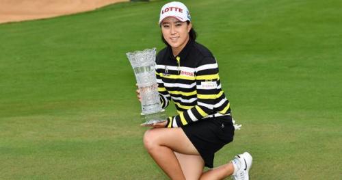 Golf - LET - Kim s'impose en play-off pour le retour du LET