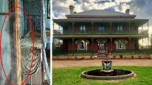 """It wasn't a normal house"": Growing up in Australia's most haunted mansion"