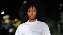 From 'No on Kavanaugh' to 'Stop calling 911 on the culture': NYFW is all about political statements
