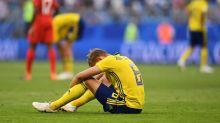 Sweden's frustration summed up in one photo