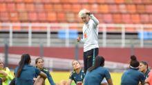 Na estreia de Pia, Brasil reencontra torcida diante da Argentina