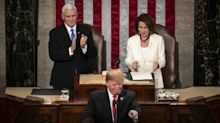 6 Major Takeaways From Donald Trump's State Of The Union Address