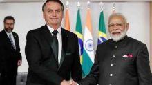 For supply of HCQ, Trump and Bolsonaro thank Modi and India