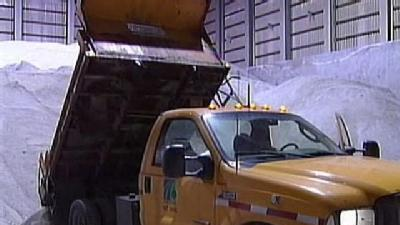 Road Crews, Power Companies Preparing For Icy Conditions