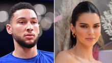 Ben Simmons Likes Kendall Jenner's Instagram Photo 1 Month After Going on a 'Break'