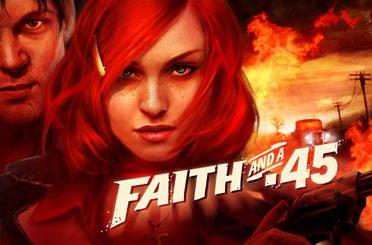 'Faith and a .45' gunning for a publisher