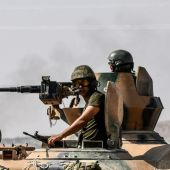 Turkish, Kurdish forces in Syria agree to 'stop shooting at each other'