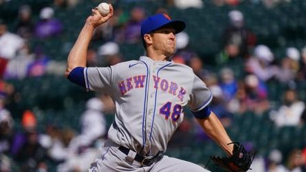 Mets takeaways from Saturday's game one 4-3 win over Rockies, including Jacob deGrom's 14 strikeouts