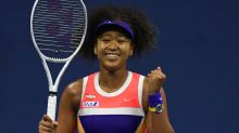 Helped by net, bad call, Osaka gets past Brady in US Open SF