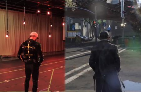 See Watch Dogs mocap actors jump down some dubsteps