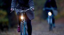 So können Sie das Licht am Fahrrad verbessern