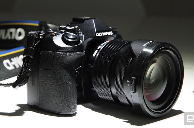 Olympus' high-end OM-D E-M1 Mark II camera arrives in December