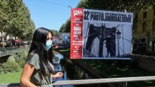 "Italiano Fabio Bucciarelli vence prêmio ""Visa d'or"" por imagens da pandemia"