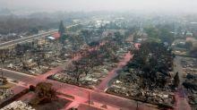Incêndio deixa destruição e incerteza em cidade de Oregon nos EUA