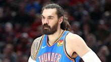 Thunder's Steven Adams out vs. Grizzlies Because of Leg Injury