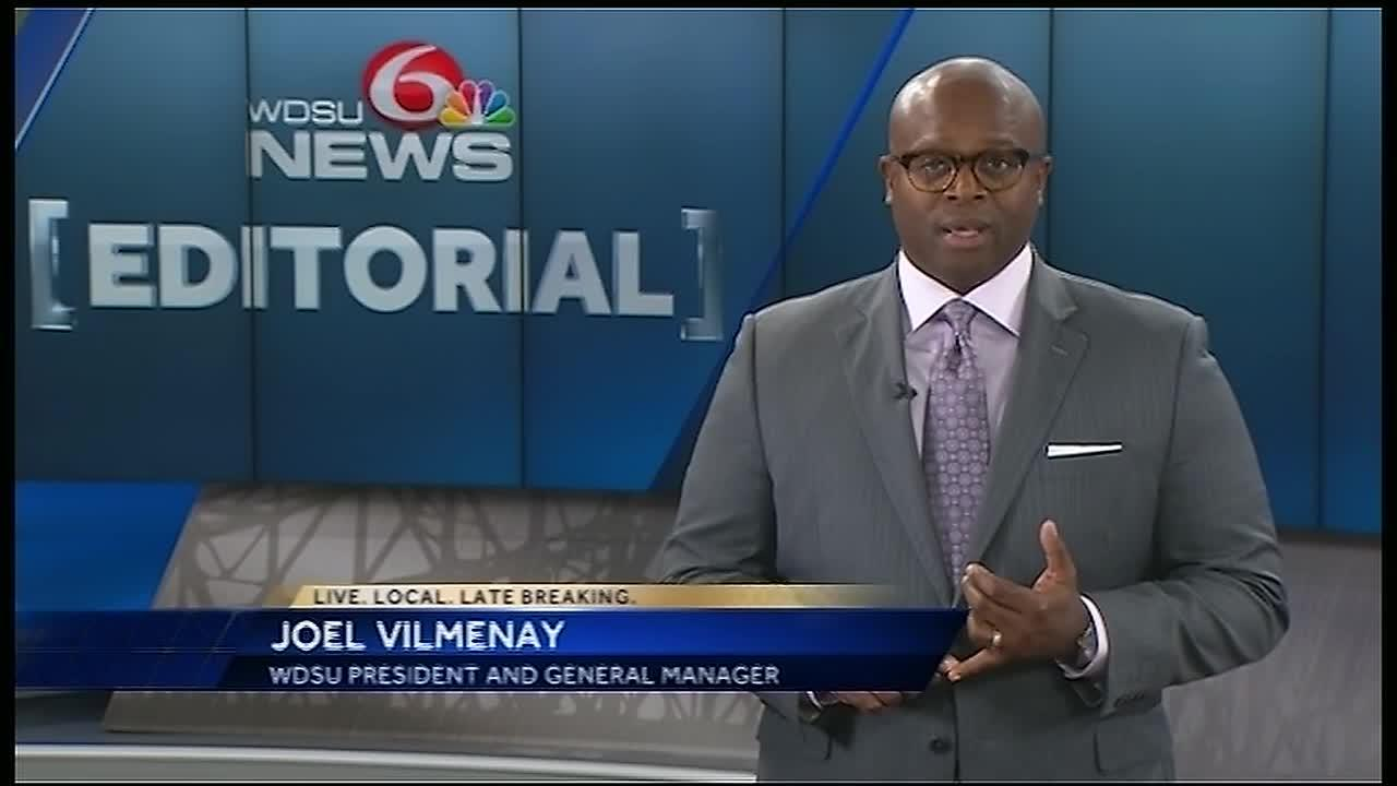 WDSU Editorial: Voter turnout in New Orleans important for benefit of city