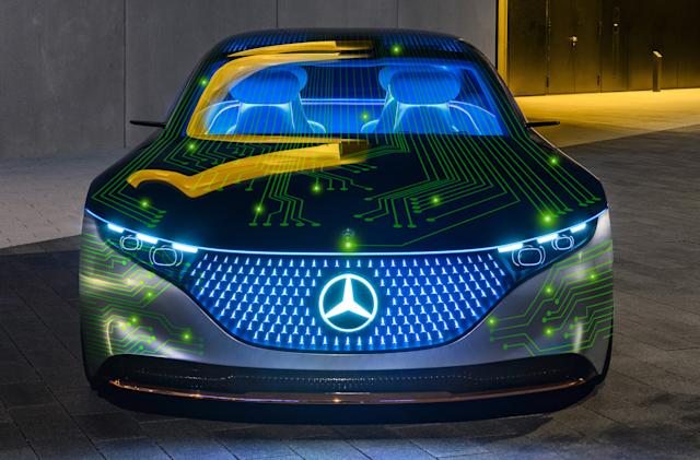 NVIDIA and Mercedes partner to create a next-gen car computer