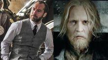 La gran metedura de pata de Jude Law en 'Animales Fantásticos: Los crímenes de Grindelwald'