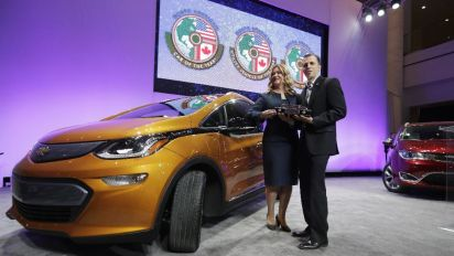 Tesla delays, tax credit spur sales of Chevy Bolts