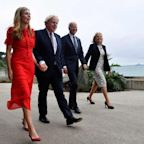 Sea shanty serenades and a sausage-free beach barbecue for G7 leaders