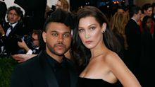 The Weeknd and Bella Hadid are hanging out again