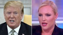 Meghan McCain: 'Pathetic' Trump Obsesses Over 'Great Men' He 'Could Never Live Up To'