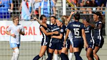 North Carolina Courage bulldoze Chicago Red Stars to win second straight NWSL championship