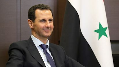 Syria's Assad to rebels: U.S. will sell you out