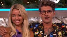 'Love Island' stars Chris and Harley become first couple to split after leaving the villa