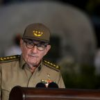 Castro confirms he is passing Cuban Communist Party leadership to new generation