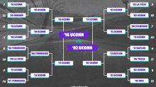 Best Teams Ever bracket: NCAA women's basketball, championship round