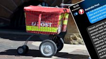 'Crazy isn't it?' Australia Post's parcel 'drop' explanation sparks debate