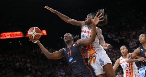 Basket - LFB - Bourges prend une option pour la finale sur le parquet de Lattes-Montpellier