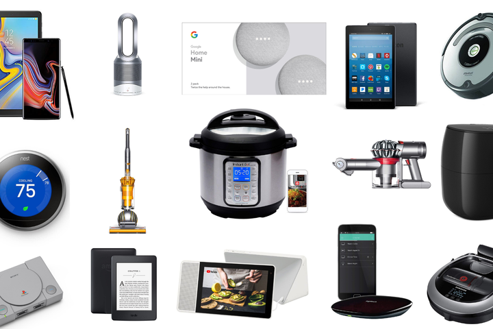 PlayStation Classic, Roomba, Instant Pot, Apple HomePod, Dyson ...