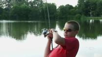 'Fishing Church' Helps Indiana Pastor Reel Souls
