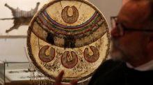 Chimalli, el escudo azteca y tesoro de Moctezuma que se fue a Europa