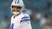 Dak Prescott thanks supporters after ankle injury: 'I'll be back stronger and better'