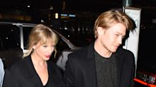 Taylor Swift says Joe Alwyn 'absolutely' understands what comes along with her fame