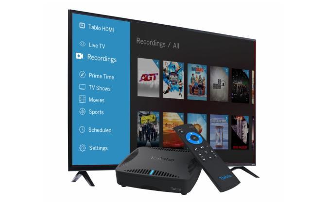 Tablo rolls out a $200 quad-tuner DVR with HDMI