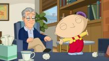 Stewie reveals a huge secret on 'Family Guy'