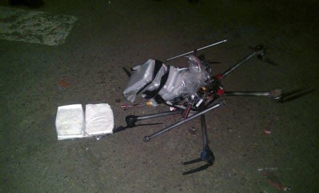 Drones: the tech-savvy trafficker's new drug mule