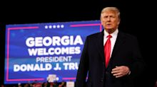 Georgia Runoffs Could Prove A Key Factor in Trump's Post-Presidential Sway Within GOP